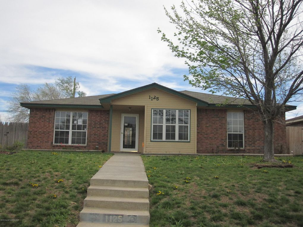 1125 Sterling Dr, Amarillo, TX 79110