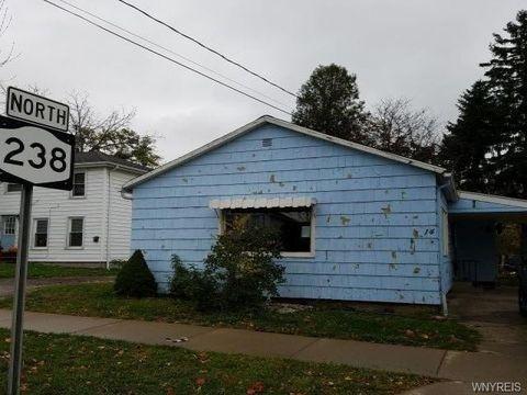 14 Buffalo St, Attica, NY 14011