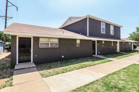 Photo of 7303 Avenue X Apt 101, Lubbock, TX 79423
