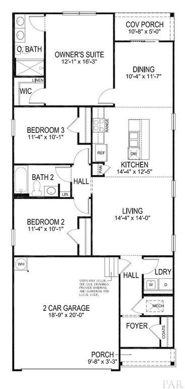 6480 Churchill Cir, Milton, FL 32583