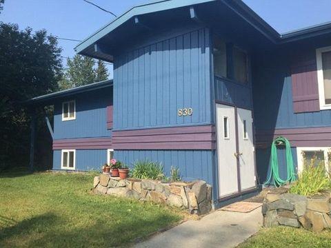 830 Fifth Ave, Fairbanks, AK 99701