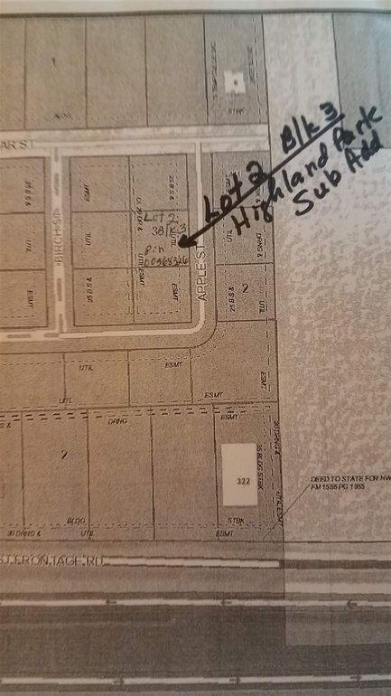 Blk 3 N Ne Apple St Unit Highland Sub Add Park Lot 2 Mount Hope, KS 67108
