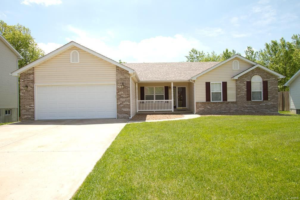 162 Gorget Dr Troy, MO 63379