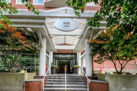 Photo of 121 Vine St Unit 502, Seattle, WA 98121