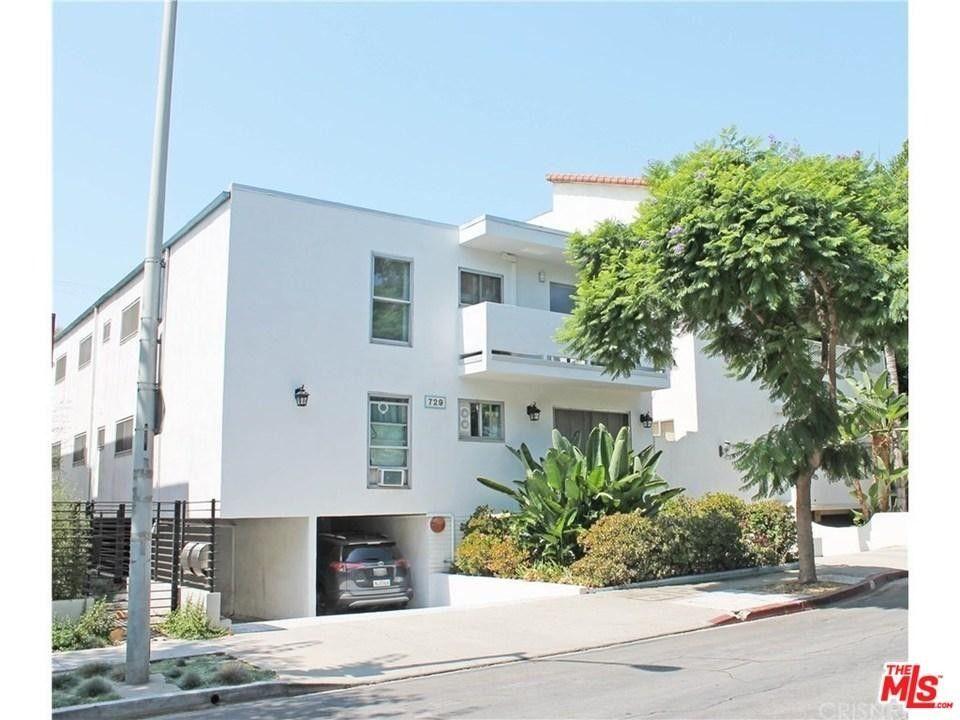 729 Huntley Dr Apt 4, West Hollywood, CA 90069