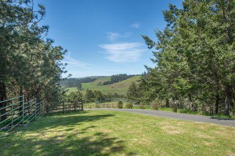 Photo of 1109 Tannery Creek Rd, Bodega, CA 95465