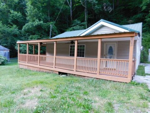 203 Tom Steele Hollow Rd, Switzer, WV 25647