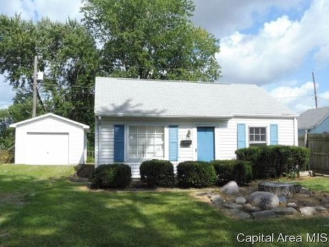 Single Family Recently Sold Homes In Southern View Il