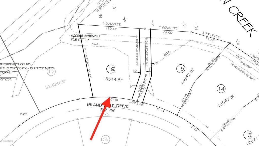 4816 Island Walk Dr Sw 16 Shallotte Nc 28470