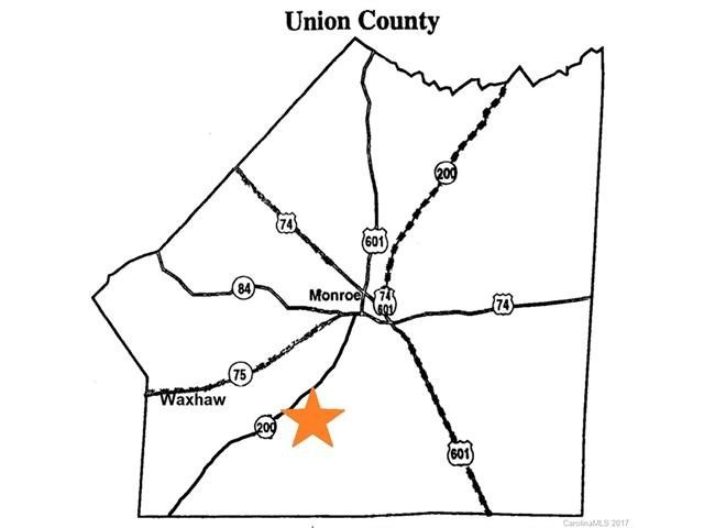 Garden Gate Dr Monroe NC Land For Sale And Real - Map of the us 601 south below monroe nc