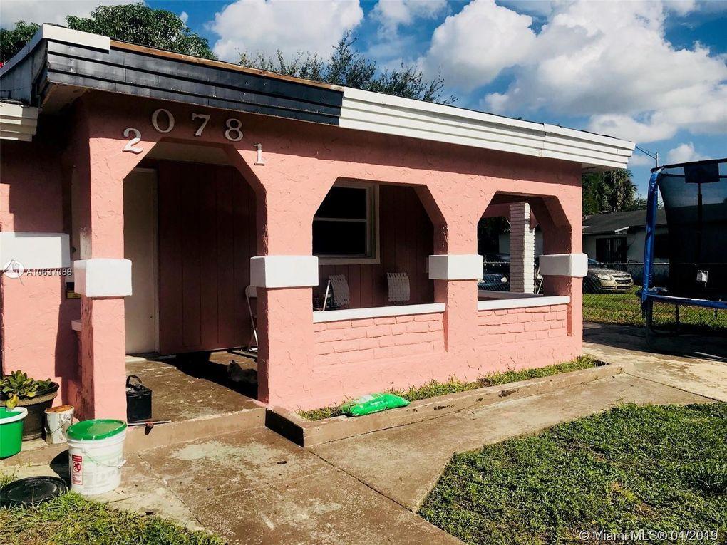 20781 Nw 37th Ct, Miami Gardens, FL 33055