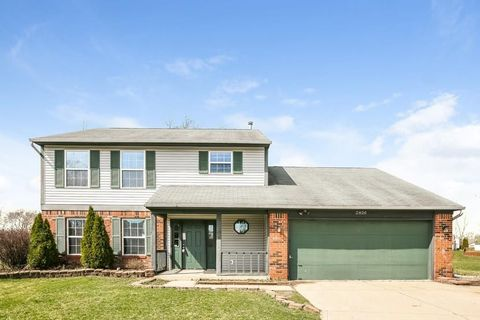 Photo of 2820 Coopersmith Ct, Indianapolis, IN 46268