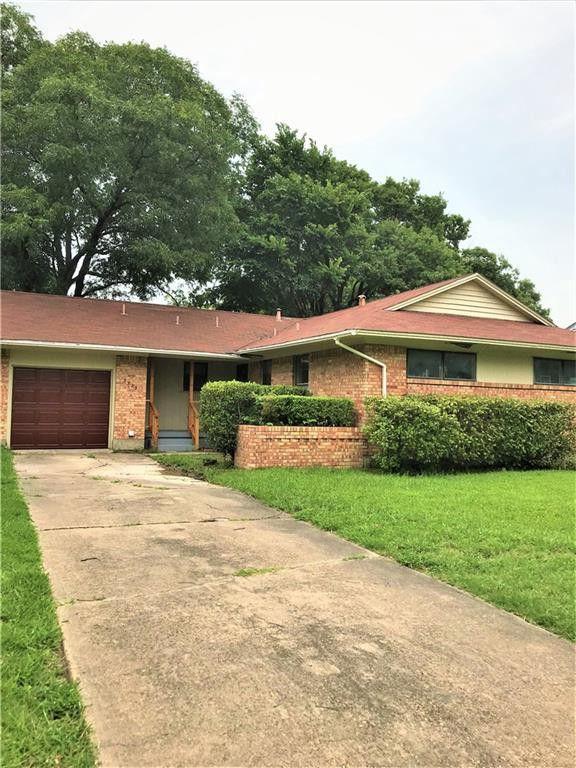 3323 Santa Teresa Ave, Dallas, TX 75228