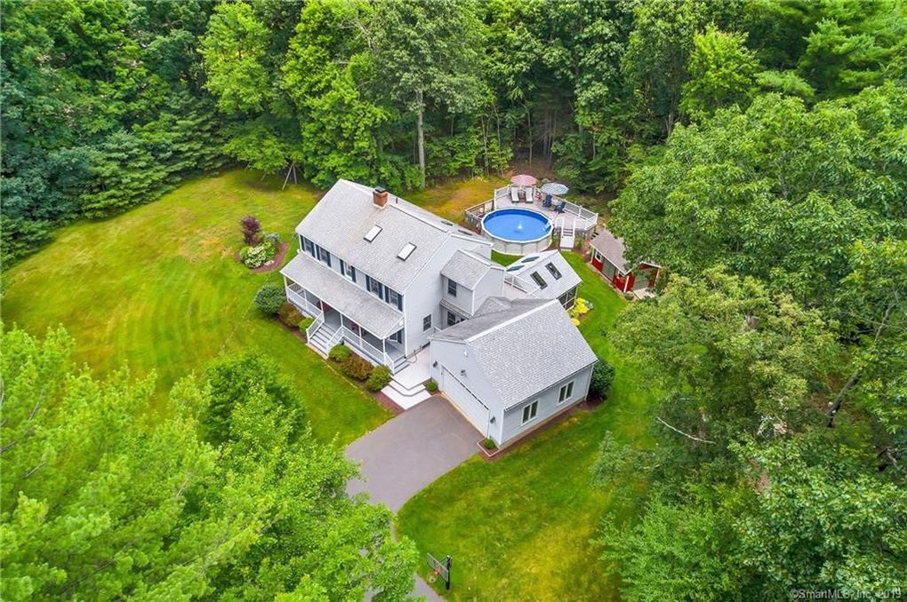 284 Buff Cap Rd Tolland, CT 06084