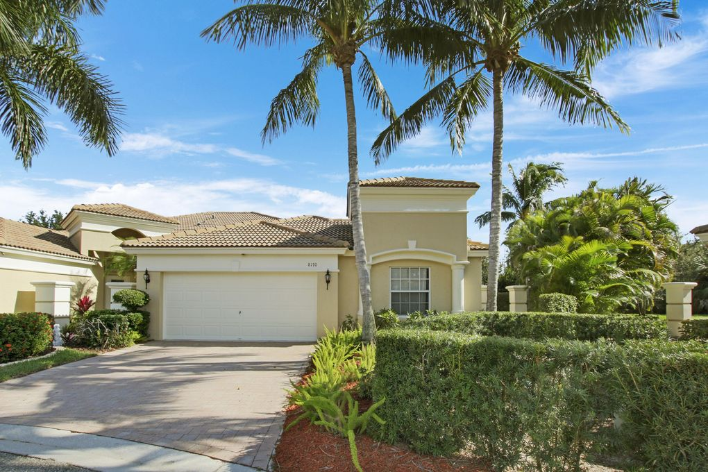 8170 Red Bay, West Palm Beach, FL 33411