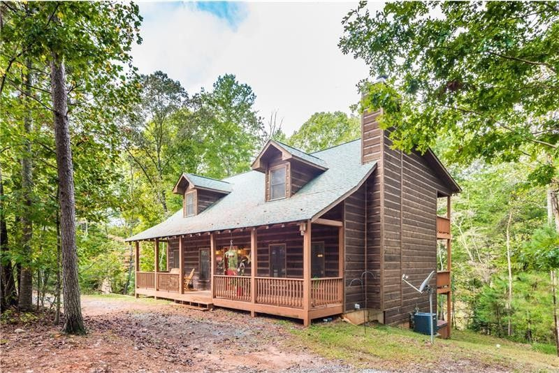 mountain in ellijay homes residential sale georgia log ga for cabins north listingscabinsellijay