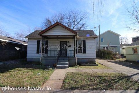 Photo of 1715 Cockrill St, Nashville, TN 37208
