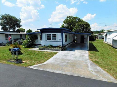 Betmar Acres Mobile Home Park, Zephyrhills, FL Real Estate