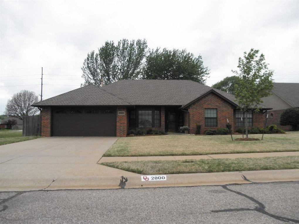 2800 Green Meadow Dr Ponca City, OK 74604