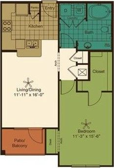 Photo of 11900 Shadow Creek Pkwy Apt 1312, Pearland, TX 77584