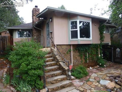 1822 Ridgeway Ave, Colorado Springs, CO 80906