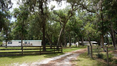 Lake Bryant Mobile Home & RV Resort, Ocala, FL Real Estate