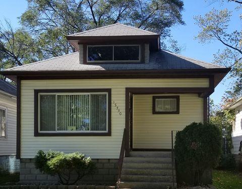 Photo of 15730 Myrtle Ave, Harvey, IL 60426