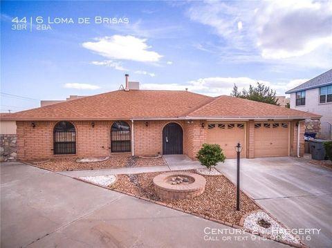 Photo of 4416 Loma De Brisas Dr, El Paso, TX 79934