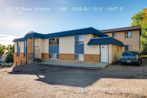 Photo of 2918 Sage-329-9/1/2/3 St Unit 3, Colorado Springs, CO 80907