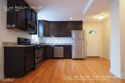 Photo of 5228 N Campbell Ave Unit G, Chicago, IL 60625