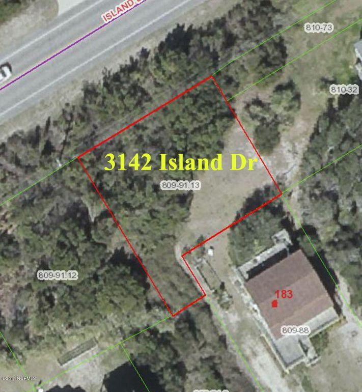 3142 Island Dr, North Topsail Beach, NC 28460 on topsail island nc beach, map of topsail island nc, map of topsail island north carolina beaches, map of topsail nc area,