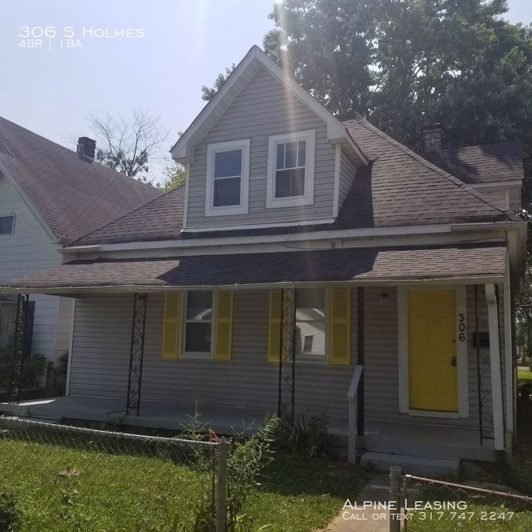 306 S Holmes Ave Indianapolis, IN 46222