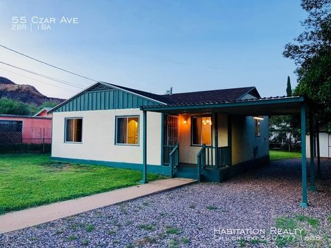 Photo of 55 Czar Ave, Bisbee, AZ 85603