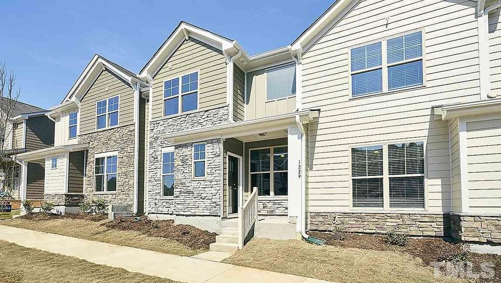 1229 Treetop Meadow Ln Unit 26, Wake Forest, NC 27587