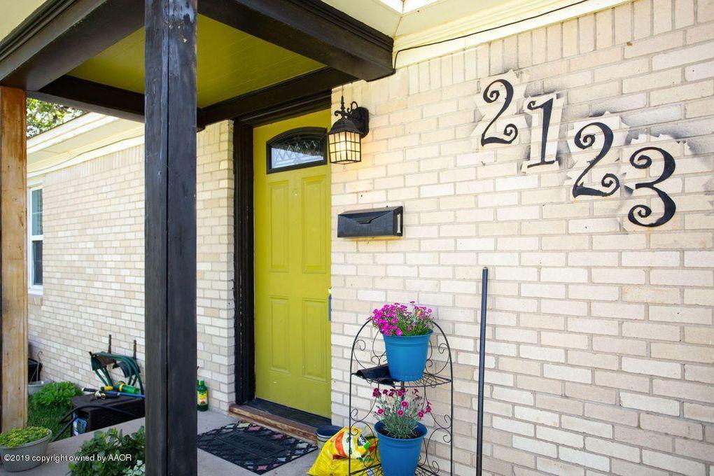2123 S Tyler St, Amarillo, TX 79109