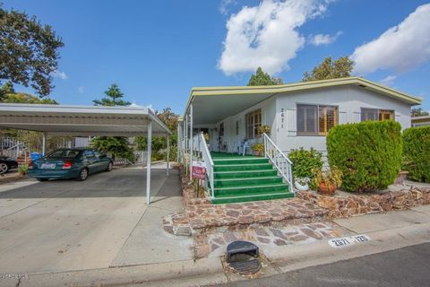 2671 Mohawk Ave Unit 120 Thousand Oaks CA 91362