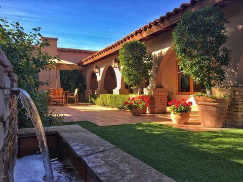 6336 E Doubletree Ranch Rd, Paradise Valley, AZ 85253
