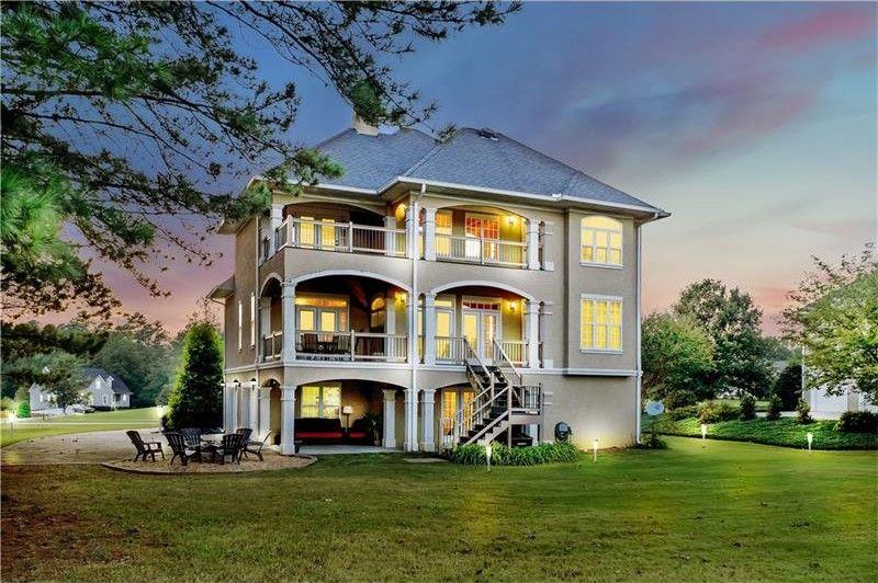 Mcdonough Georgia County Property Tax