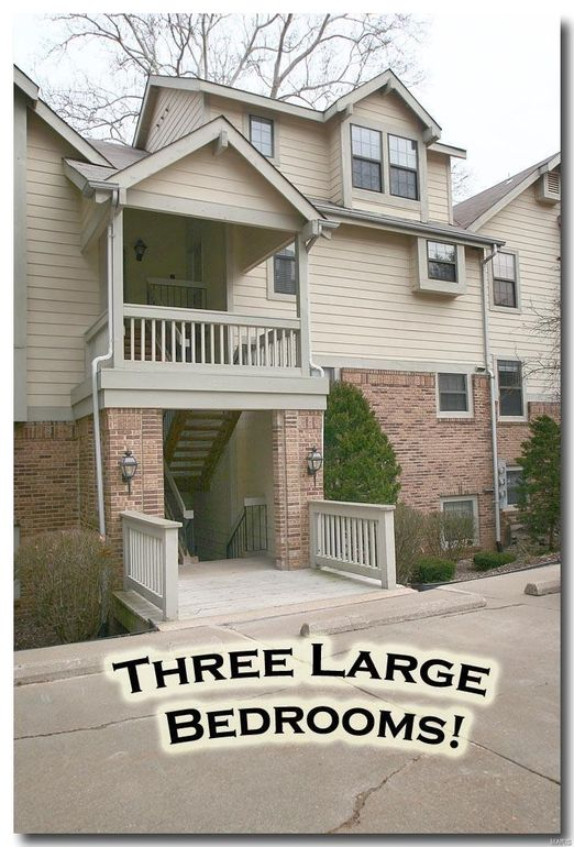 2206 Canyonlands Dr Apt F Maryland Heights, MO 63043