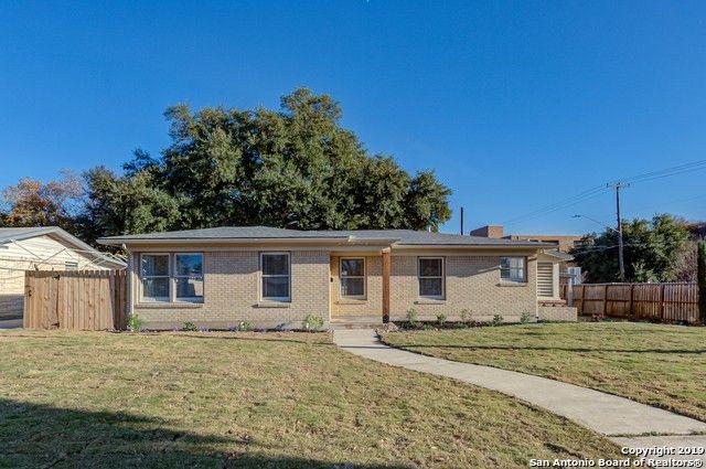 266 Northill Dr San Antonio, TX 78201