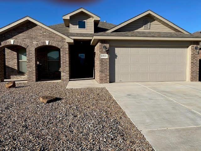 1509 Rattler Ln Midland, TX 79705