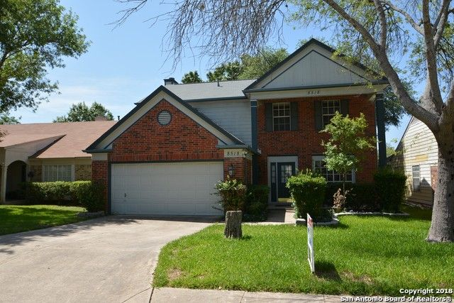 8518 Quail Wood San Antonio, TX 78250