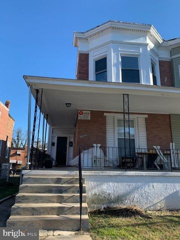 Photo of 3609 Oakmont Ave, Baltimore, MD 21215