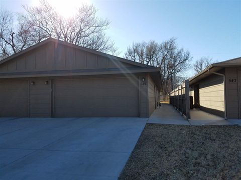 Photo of 545 N Young St, Wichita, KS 67212