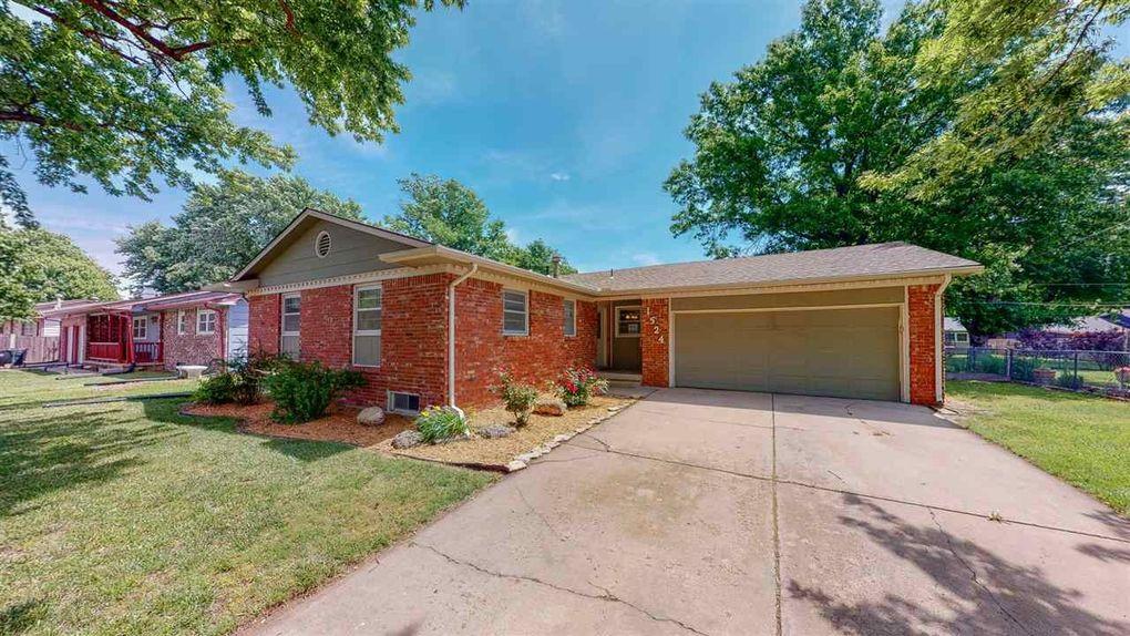 1524 N Glenhurst St Wichita, KS 67212