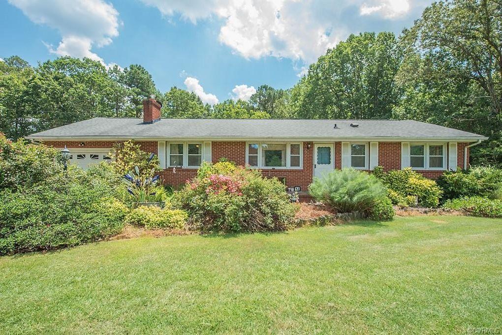 20321 White Oak Rd Sutherland, VA 23885