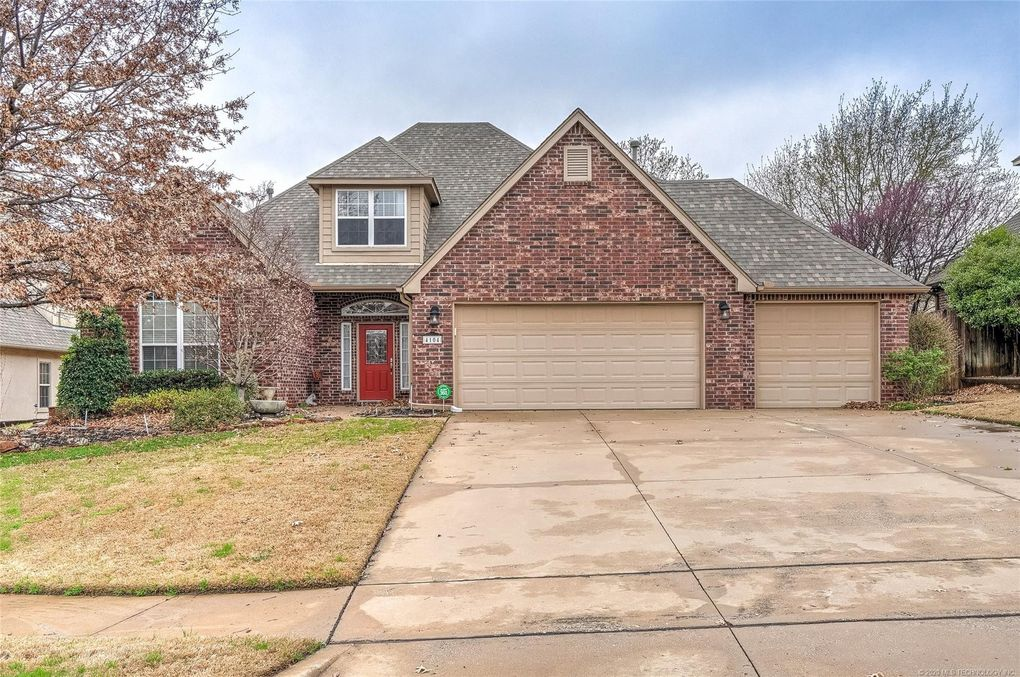 4104 S Sweet Gum Ave Broken Arrow, OK 74011