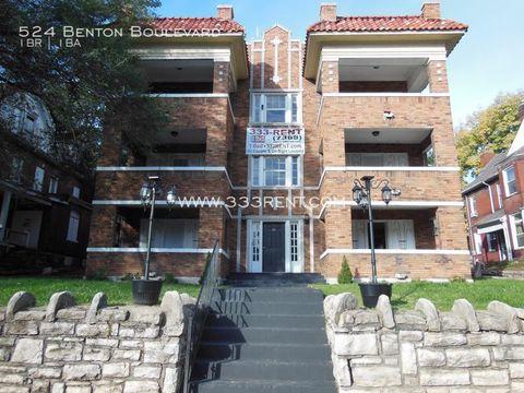 Photo of 524 Benton Blvd Apt 11, Kansas City, MO 64124