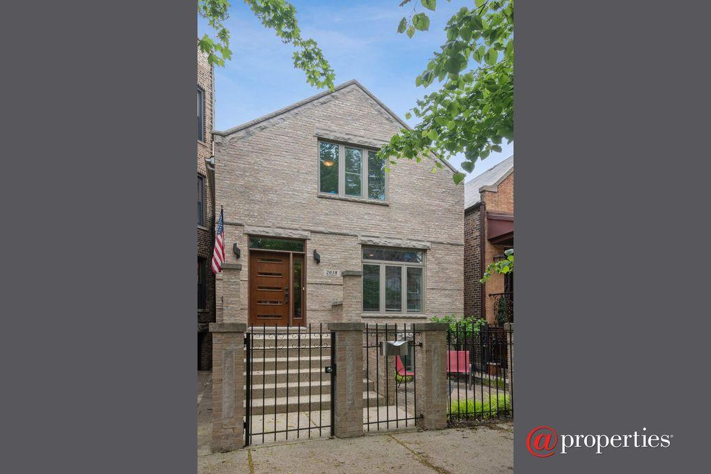 2038 W Haddon Ave, Chicago, IL 60622
