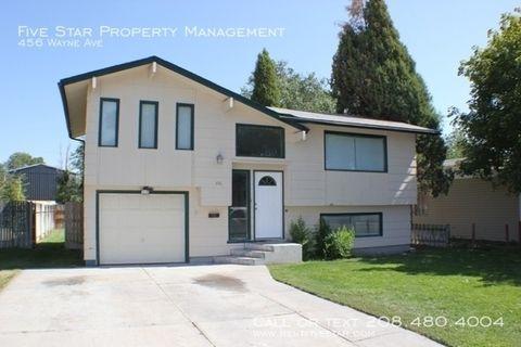 Photo of 456 Wayne Ave, Pocatello, ID 83201